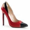 SEXY-22 Red/Black Patent